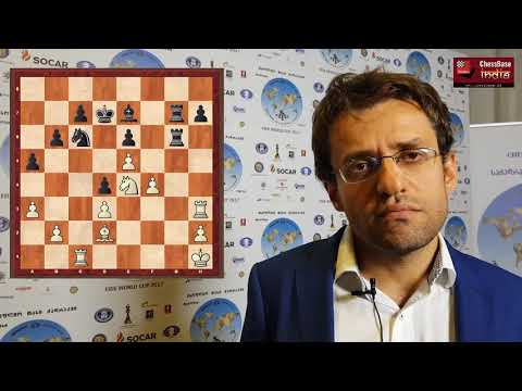 """The times I have lost to Ding Liren were due to disrespect"" – Levon Aronian"