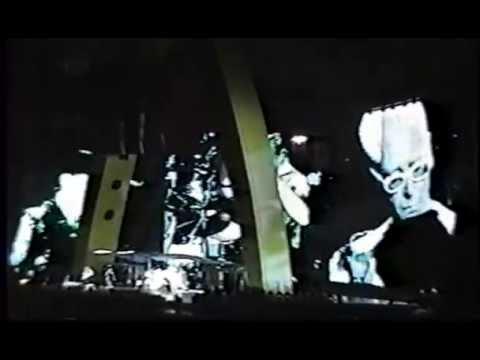 U2 - Jacksonville, USA 12-November-1997 (Full Concert Enhanced Audio)