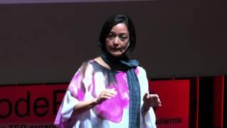 El Poder de las palabras | Verónica Tróchez | TEDxRíodePiedras