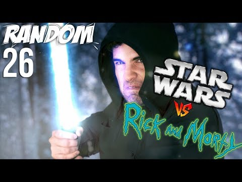 Random 26 - Star Wars vs Rick and Morty 100% clickbait