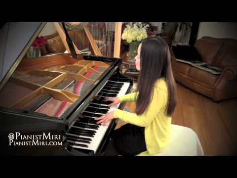 Ariana Grande - One Last Time | Piano Cover by Pianistmiri 이미리