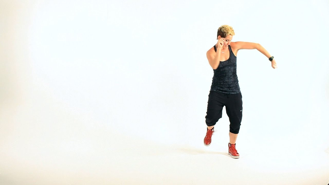 How to Do the Grapevine Dance Move | Hip-Hop Workout - YouTube