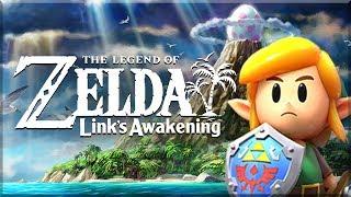 THE LEGEND OF ZELDA: LINK'S AWAKENING | Willkommen auf Cocolint! 🔴 LIVE [GER/DEU]
