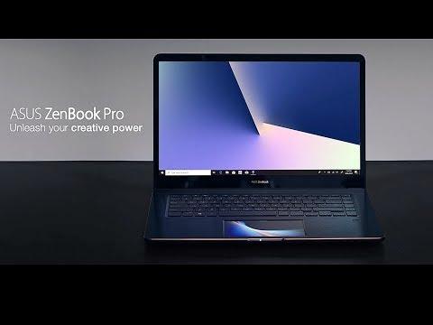 Introducing ScreenPad™ in ZenBook Pro | ASUS