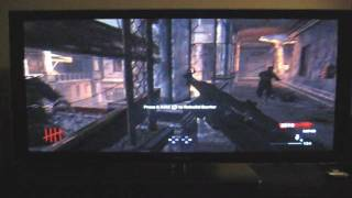 Call Of Duty 5 WaW - Zombie Verruckt - Weapon Glitch (HD)