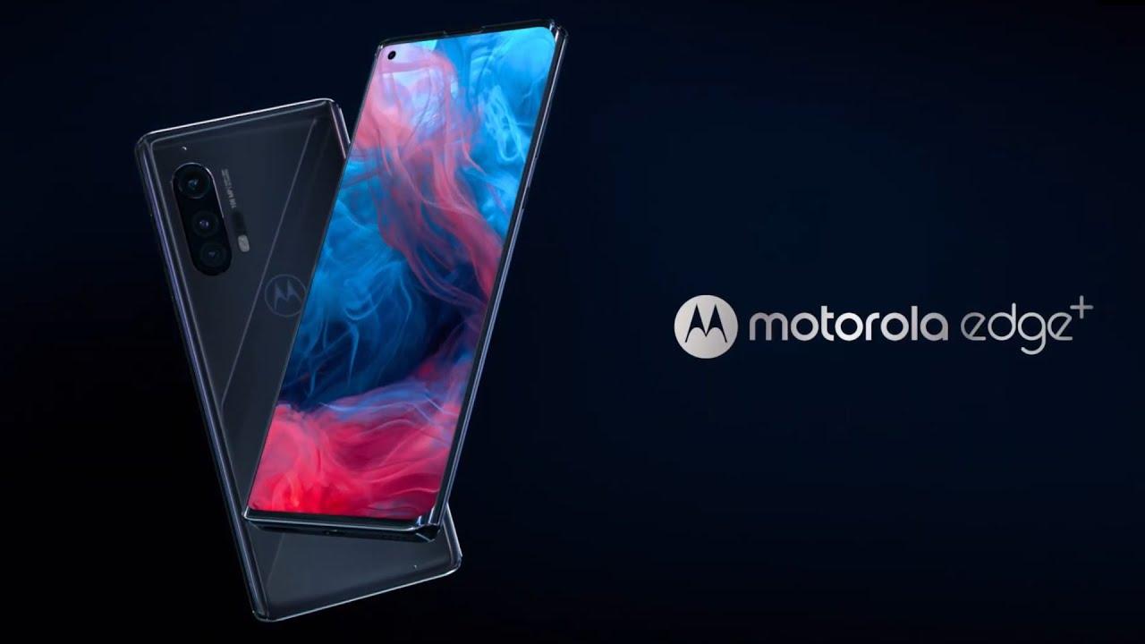 Motorola Edge & Edge Plus | 5G Flagships, Nice Price - YouTube
