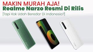 HARGA HP 5G MULAI MURAH? | realme X50 5G.