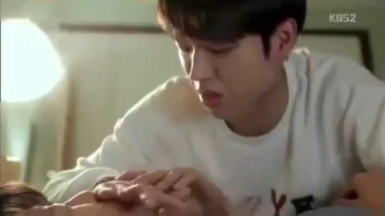 Sungyeol drunk trying to kiss Woohyun~ CUT High School ...