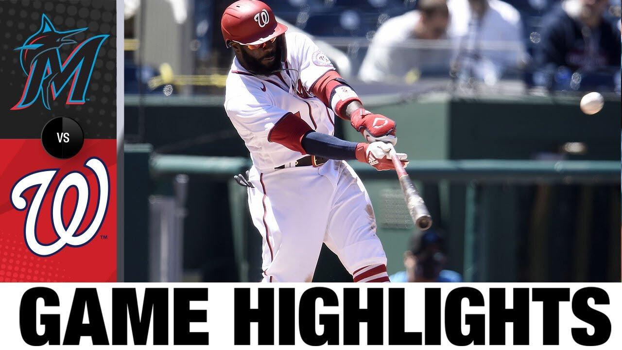 Download Marlins vs. Nationals Game Highlights (5/1/21)   MLB Highlights