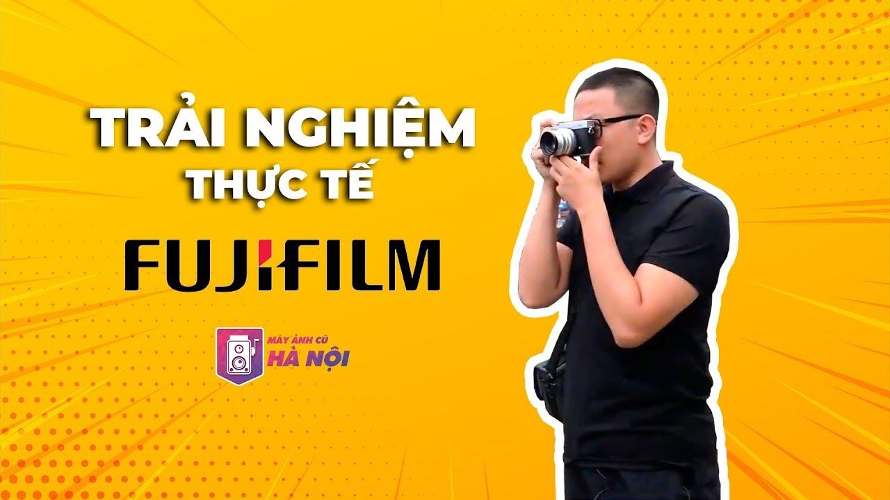 Fuji Xa2 VS Fuji Xe1 ✅Máy ảnh cho người mới chơi – Máy ảnh cũ Hà Nội