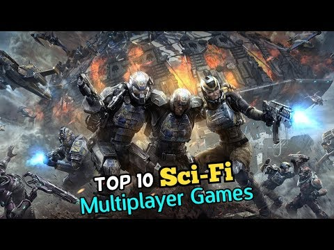 Top 10 Sci-Fi Multiplayer Games For IOS & Android
