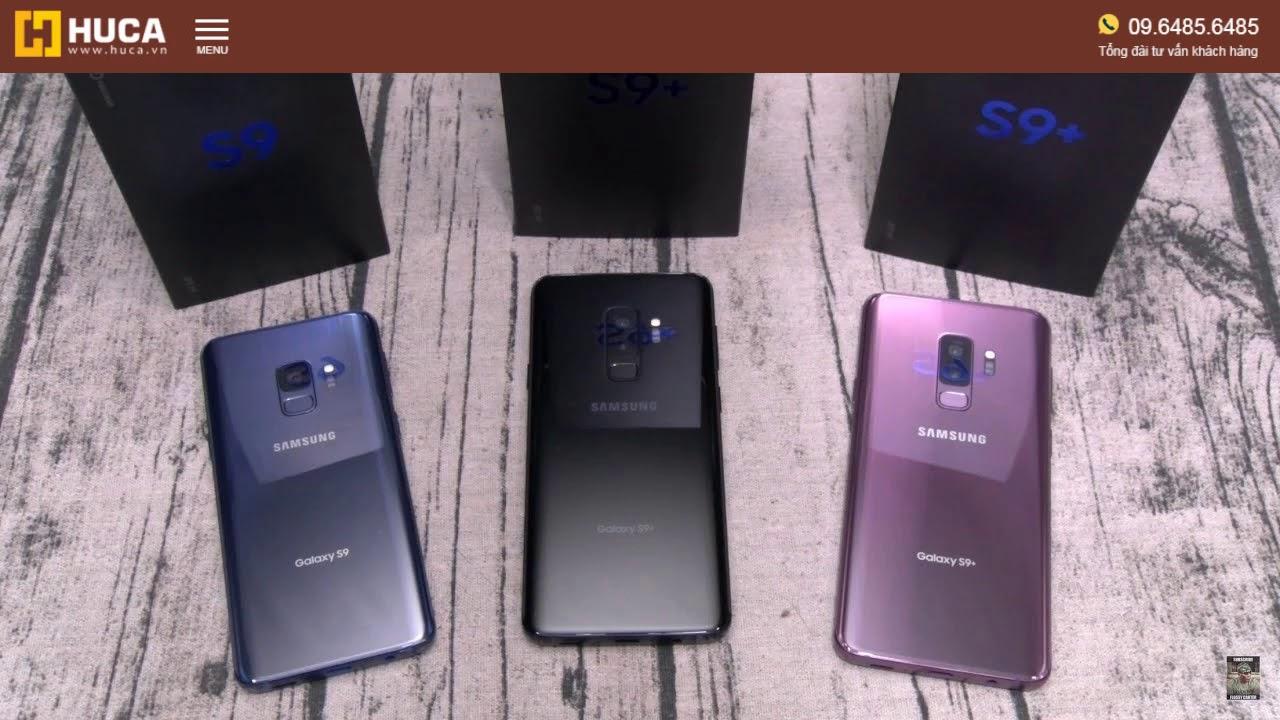 Samsung Galaxy S9 Plus 2 Sim cũ Chợ tốt – Chotot – TPHCM