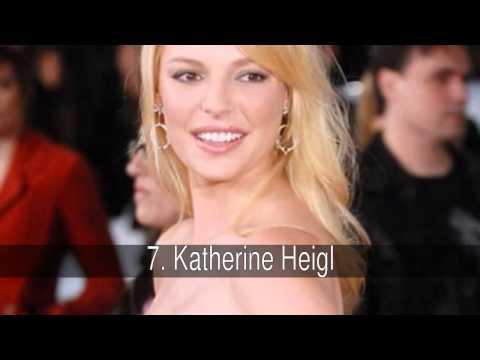 Las actrices más guapas de series estadounidenses