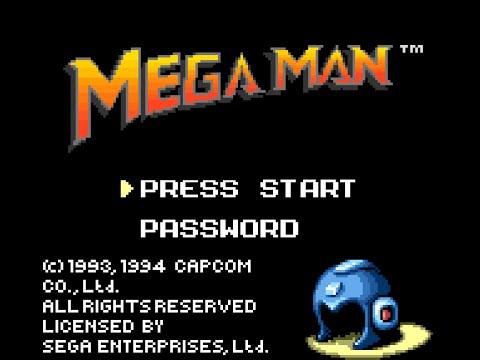 Game Gear Longplay [013] Megaman