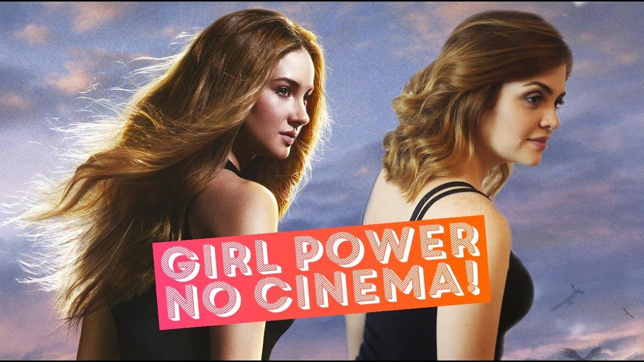 Resultado de imagem para girl power cinema