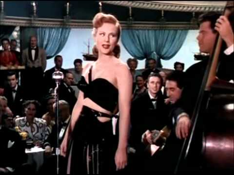 Virginia Mayo  I'M GONNA TEACH YOU SOME BLUES  1948.avi