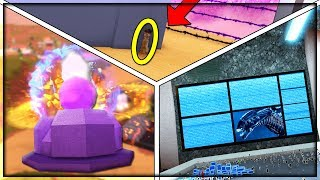 TOP 3 SECRETS FOUND IN JAILBREAK MILITARY BASE UPDATE + FULL REVIEW! (ROBLOX)