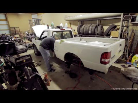 Ford Ranger Fuel Pump Replacement Tutorial ✔