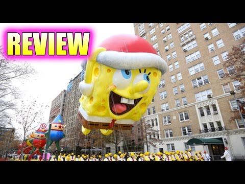2016 Macy's Thanksgiving Day Parade Full Review & Thoughts