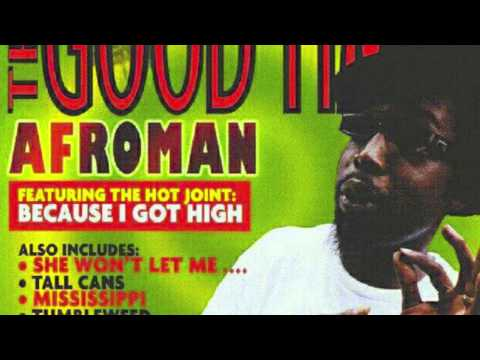 Afroman  Tumbleweed