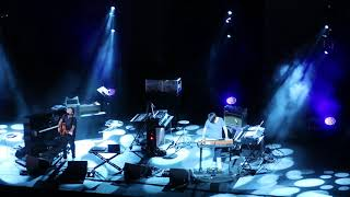 Thom Yorke & Jonny Greenwood - How To Disappear Completely live @ Sferisterio - Macerata 20.08.2017