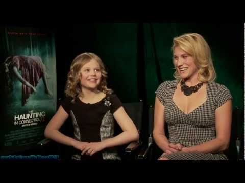 The Haunting in Connecticut 2  Emily Alyn Lind & Katee Sackhoff