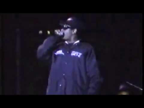 """Eazy E """"We Want Eazy (Live) 1994 Summer Jam"""