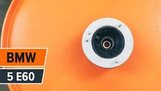 Wie Radnabe 5 (E60) wechseln - Schritt-für-Schritt Videoanleitung