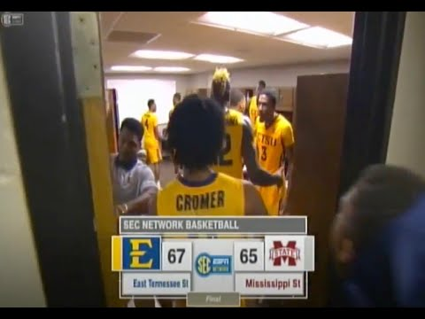 East Tennessee State @ Mississippi State - Full college basketball game