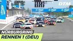 DTM Nürburgring 2019 - Rennen 1 - RE-LIVE (Deutsch)