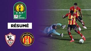 🏆🌍 Résumé - CAF Champions League : L'ES Tunis qualifié, Zamalek quasiment éliminé !