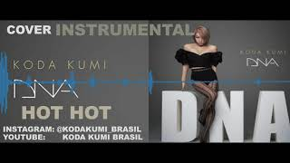 Koda Kumi 倖田來未 DNA HOT HOT instrumental (Cover)