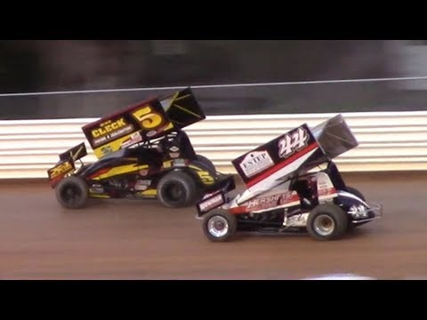410 Sprint Car Heat Two | Port Royal Speedway | 4-28-18
