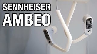Sennheiser AMBEO smart headset  3D Audio recording for everyone!