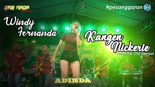 Windy Fernanda Kangen Nickerie One Nada Live Pesanggaran 3