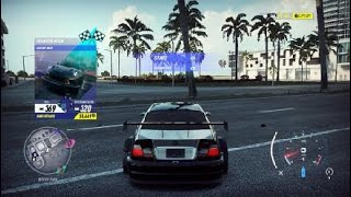 Need for Speed Heat easy money!! ;) with the Most Wanted BMW !!
