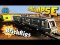 Brick Rigs поезда