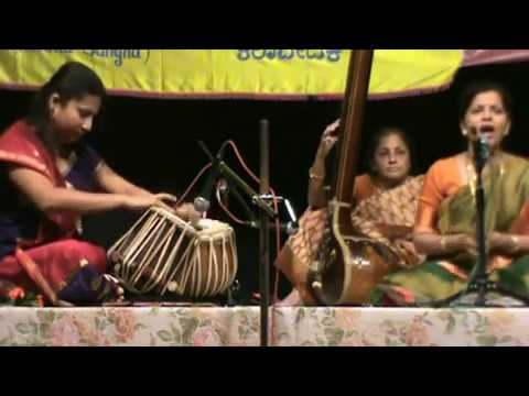 Smt. Apoorva Gokhale - Raga Bhairavi