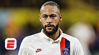 PSG in a no-win situation with 'big baby' Neymar – Craig Burley | Champions League