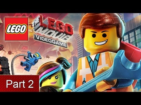 Lego Movie 2 The Second Part Video Game Gameplay Part 1 ...