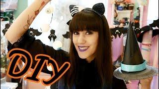 DIY | 3 Easy Halloween Deko-Ideen!