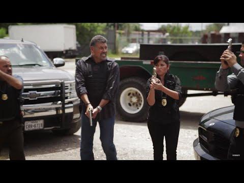 Las Dos Caras de la Ley  Guillermo Quintanilla, Raúl González   Cine Mexicano