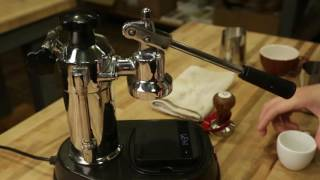 La Pavoni Espresso Machine | Video Blog