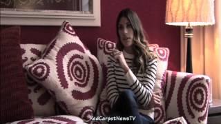 Jennifer Carpenter Interview Dexter Season 6
