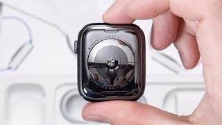 Повний огляд Apple Watch Series 4: Падіння століття?!