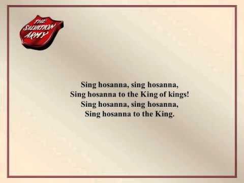 Sing Hosanna
