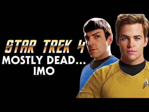"""Star Trek 4 """"Shelved"""" Not Cancelled"""