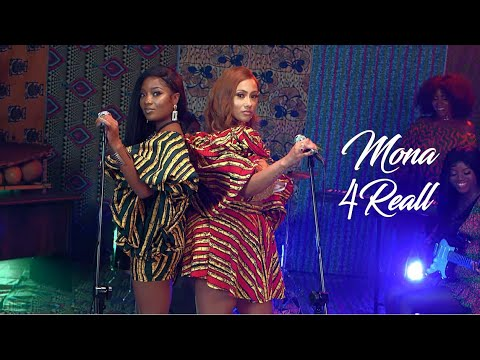 DOWNLOAD: Mona 4Reall ft Efya – Gimme Dat (Official Video) Mp4 song
