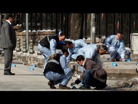 Explosion im Regierungsviertel versetzt Ankara in Angst