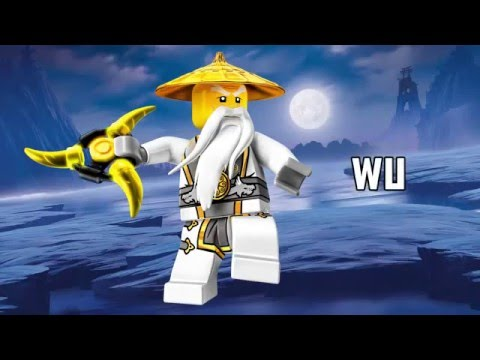 Lego ninjago possession sensei wu youtube - Sensei ninjago ...
